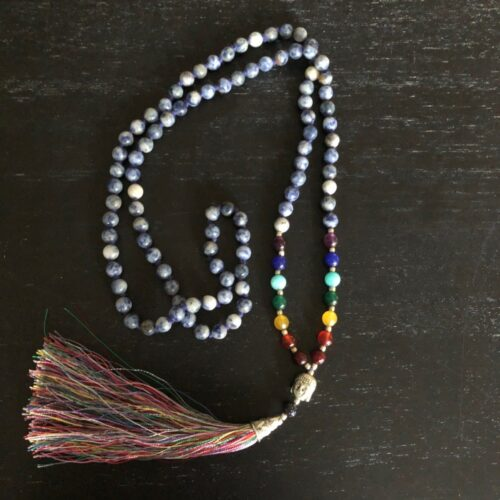 Collier inspiration Kyanite
